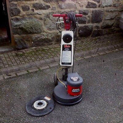 Victor Europa contract 400 floor polisher scrubber