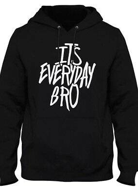 Youth Hoodie Its Everyday Bro Hooded Sweatshirt Kids Sizes