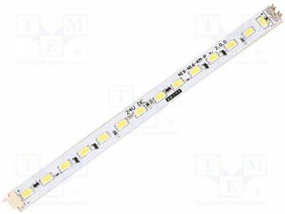 1 pcs Module: LED strip; 24V; Colour: white cold; 5000(typ)K; 260mA