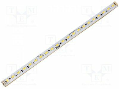 1 pcs Module: LED strip; 24V; Colour: white cold; 5000(typ)K; 390mA
