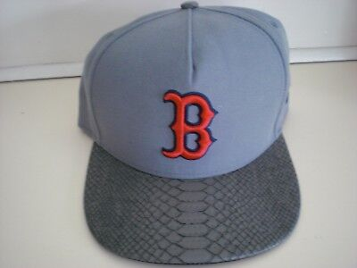 Boston Red Sox supporters cap