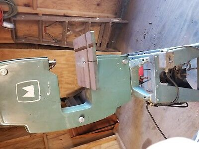 Used vertical bandsaws