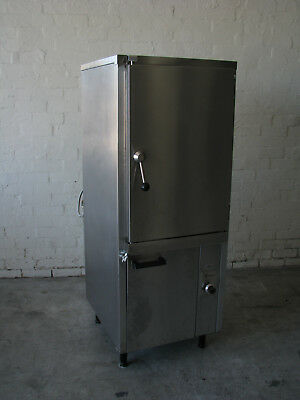 Commercial Kitchen Gas Steamer Steaming Oven - Falcon