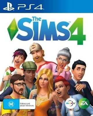 The Sims 4 PS4 | PlayStation 4 - Brand New