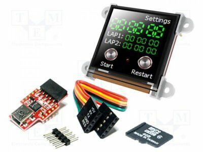 """1 pcs Dev.kit: with display; Features: smart; Resolution:128x128; 1.5"""""""