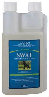 Pharmachem SWAT Insecticide Low Irritant Formula for Horse Equine Health 250ml
