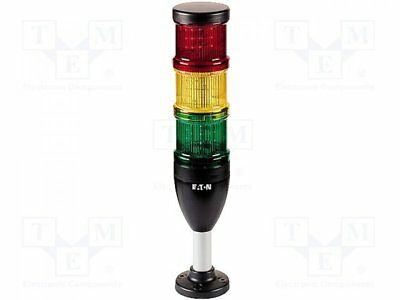 1 pcs Signaller: lighting; continuous light; Colour: red/green/yellow