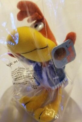 General Mills Cocoa Puffs Cereal Sonny Cuckoo Bird Breakfast Pals Plush NEW 1997