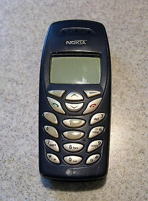 Nokia Cell Phone Untested For Parts Repair