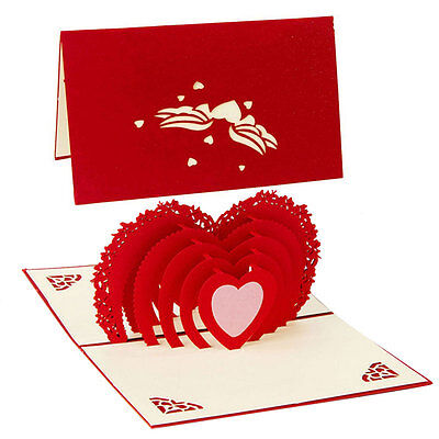 3d pop up cards love tree heart valentine lover happy birthday 3d pop up card love heart valentine lover festival happy birthday greeting m4hsunfo