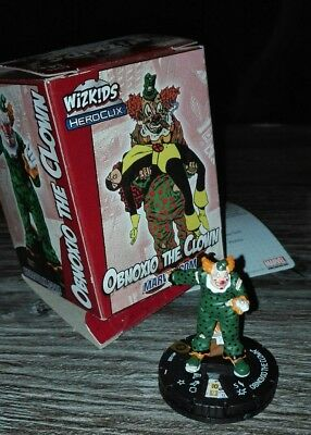 Obnoxio the Clown promo heroclix Figur