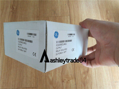 GE PLC Relay Output Module IC200MDL940 New In Box