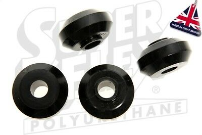 Superflex Polyurethane Rear Shock Absorber Upper Kit Holden/Vauxhall Monaro
