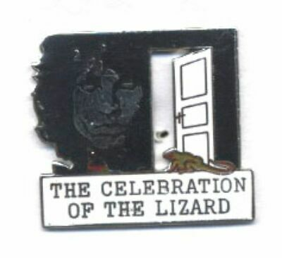 Pin's  The doors 'The celebration of the lizard'