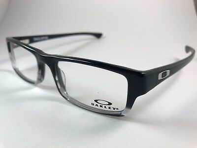 New Authentic Oakley Eyeglasses OX 1099 Tailspin 0653 black fade 53-18-140 wcase