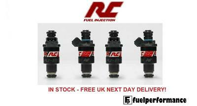 RC Engineering Peak & hold Fuel Injectors: Lotus Esprit Turbo SE 1989 370cc (4)