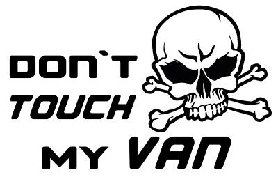 Don´t touch my Ford Auto Aufkleber Sticker Tattoo