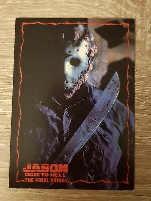 Tradingcards: Jason goes to Hell - The Final Friday