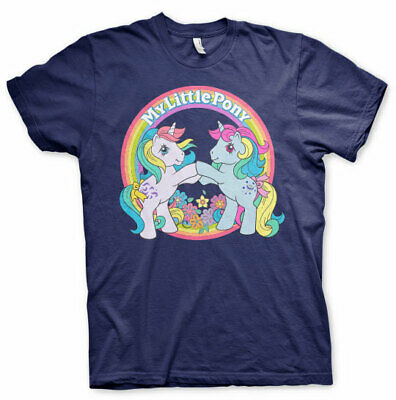 Officially Licensed My Little Pony- Best Friends Men's T-Shirt S-XXL Sizes