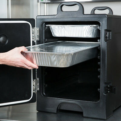 Portable Catering Insulated Food Pan Carrier Hot Cold Chafing Dish Commercial