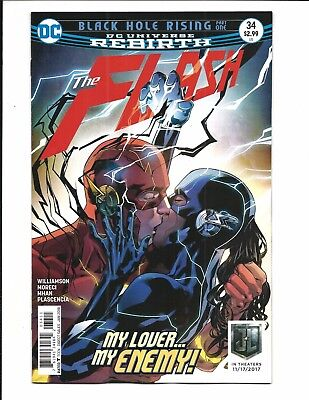 FLASH # 34 (DC Universe Rebirth, JAN 2018), NM NEW