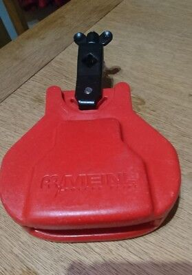 Red Jam Block/woodblock By Meinl