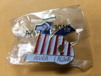 HARLEY SOUTHERN CALIFORNIA 16 th YEAR RIVER RUN COLLECTIBLE PIN MINT