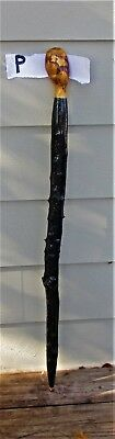 Irish Shillelagh Blackthorn Walking Stick From Ireland
