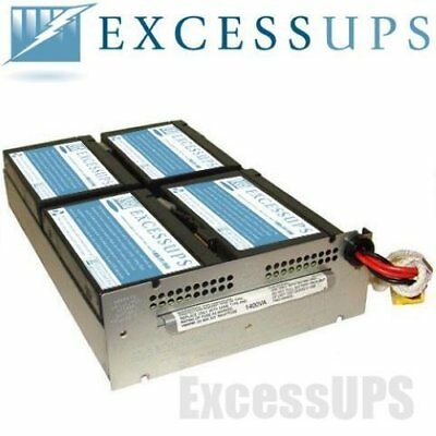 Apc Rbc24 Replacement Battery - New - 1 Yr Warranty