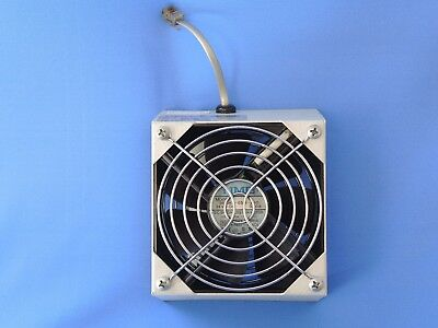 Pfeiffer PM Z01 252 Air cooling unit for Pfeiffer turbomolecular pumps