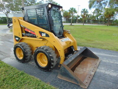 """2013 Cat 236B-3 Turbo """"2 Speed"""" - Air Conditioned - Hyd Coupler - Self Leveling"""