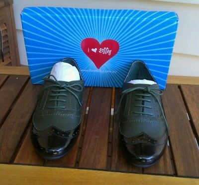Oxford Low Heel Shoes [Brand New in Box]