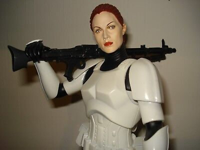 STAR WARS GENTLE GIANT Jes Gistang Limited Edition Statue++Selten++