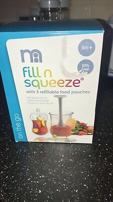 Mothercare Fill & squeeze