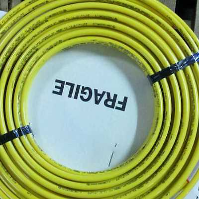 1/2 Gas-Tec Coated Copper Under Ground Propane Natural Gas Tubing 100 ft.