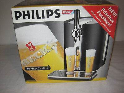 Philips Perfect Draft HD3620/25 Bierzapfanlage Neu,OVP