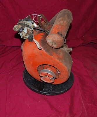 Gas Engine Motor Flywheel Carb Carburetor Tank Reo?