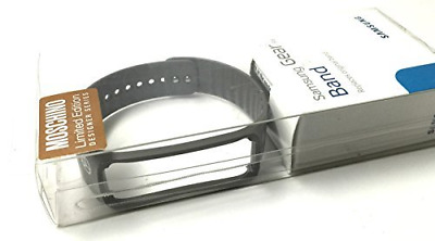 Samsung Galaxy Gear Fit-Gray and Silver