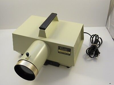 1993 SEERITE Opaque Projector Testrite Model 6x6 #5781 : Working Condition !!