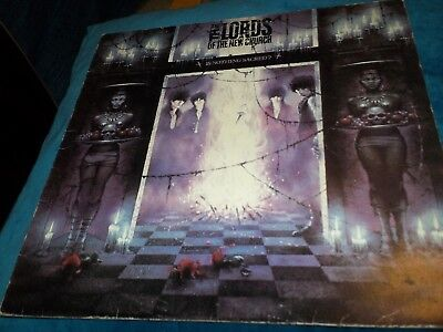 The Lords of the New Church - Is Nothing Sacred, Vinyl, SP7OO39