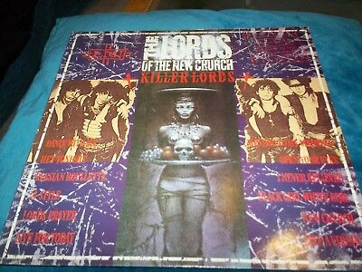 The Lords of the New Church - Killer Lords, Vinyl, ILP016
