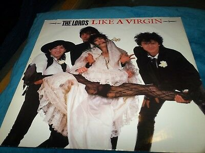 The Lords of the New Church - Like A Virgin, 12 Inch Vinyl, LORDS12