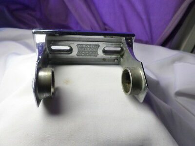 Antique Scott Paper Co Toilet Paper Holder Circa 1931 Industrial Art Deco