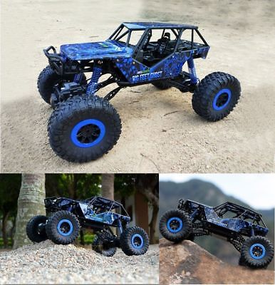 Giant Large 2.4Ghz Off Road 1/10 4Wd Rock Crawler Radio Remote Control Car