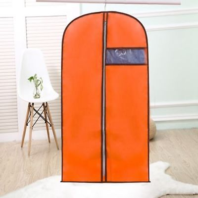 New Home Storage Protect Cover Travel Bag Garment Suit Dress Clothes Jacket 4548
