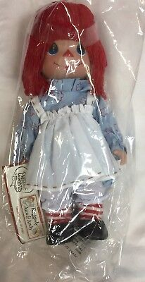 New! Precious Moments Raggedy Ann Timeless Traditions #4557