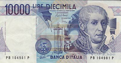 1973-1984 Italy 2 Banknote Set