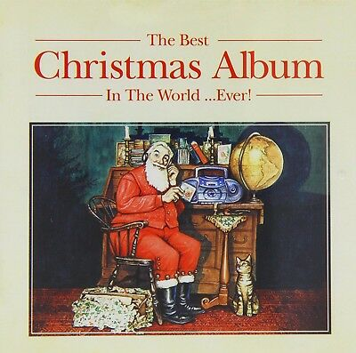 Various Artists : The Best Christmas Album in the World... Ever! CD (2004)
