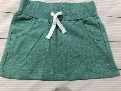 MINI RODINI Girls Size 92-98 Size 2  Skirt - Lime New Without Tags