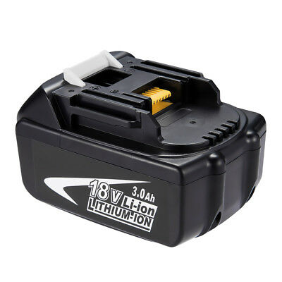 3.0Ah 18V Battery For Makita BL1840 BL1830 BL1815 LXT Lithium Ion Heavy Duty